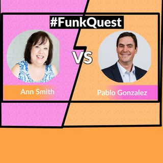 Funkquest - Season 2 -Episode 23 - Ann Smith v Pablo Gonzalez