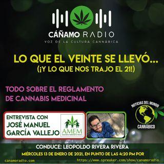 Canamo Radio Emision 126