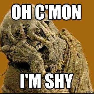 #sgp Come mai così timido?