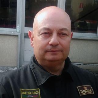 Marco Frezza, Comandante Provinciale Vigili del Fuoco