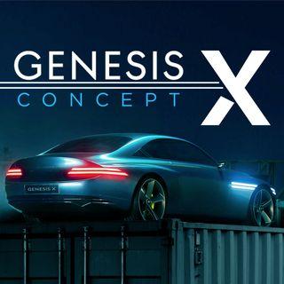 43. Genesis X Concept Reveal | Hyundai's Luxury EV