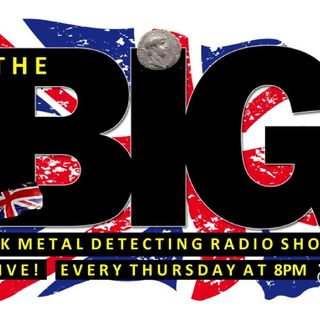 Kev Whitmore on the BIG Metal Detecting radio show