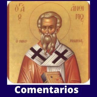 El fracaso de la Nueva Iglesia. Pbro. Santiago Martín, Franciscanos de María. El 24 de sept 2021