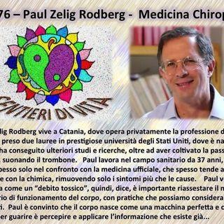 Ep.76 Paul Zelig Rodberg - La Medicina Chiropratica