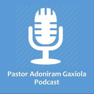 Pastor Adoniram Gaxiola