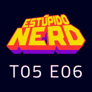 T5E06- Mars Attacks y el Raid al Area 51