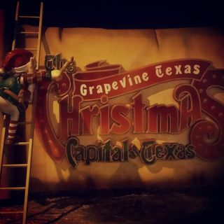 Grapevine - The Christmas Capital of TX
