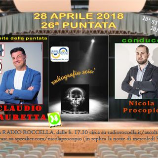 Radiografia Scio' - N.26 del 28-04-2018
