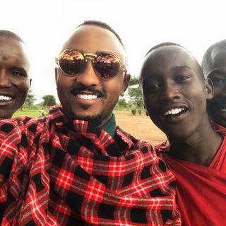 Thomas: Travels through Kenya