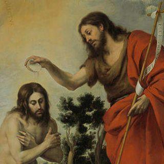 Battesimo nello Spirito (Gv 1,29-34) 3 GENNAIO 2020