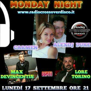 MONDAY NIGHT DJ DUKE E CARMEN DILEMMA - Ospiti Showtime