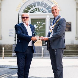 Gerald Hurley expresses delight at Waterford Chamber winning 'Chamber of the Year'