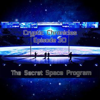 Episode 30: The Secret Space Program