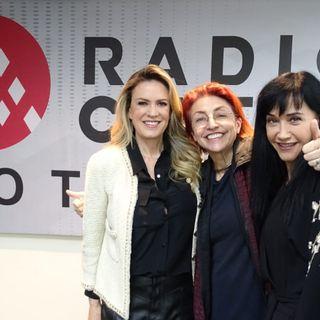 Una mujer chingona, con Susana Zabaleta y Rebeca de Alba