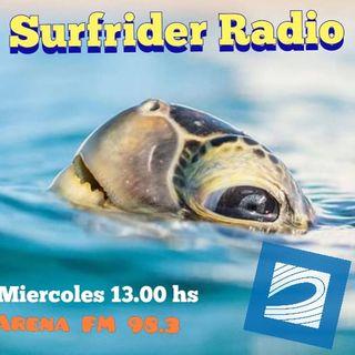 Surfrider Radio Programa 105 del 5to ciclo (11 de Noviembre)