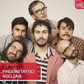 """Pinguini Tattici Nucleari, il frontman Riccardo Zanotti: «Vi racconto """"Ahia!"""", il nostro nuovo EP»"""