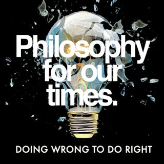 Doing Wrong To Do Right | Stephen de Wijze