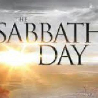 Morning Sabbath Bible Scripture