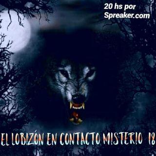 Maldita Luna llena -Licántropos en Contacto Misterio18#010