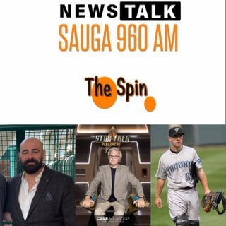 The Spin - April 16, 2020 - Should the NHL Continue, Why Are People Addicted to Tiger King & Playing MLB Without Fans