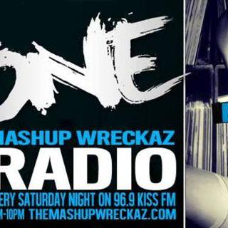 MashupWreckaz Radio Episode #13 W Special Guest DJ Tek One