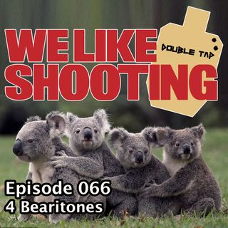 WLS Double Tap 066 - 4 Bearitones