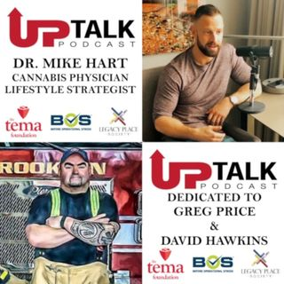 UpTalk Podcast S4E15: Dr. Mike Hart