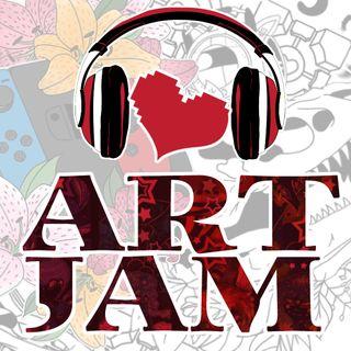 Art Jam: LIVE! Saboten 2019