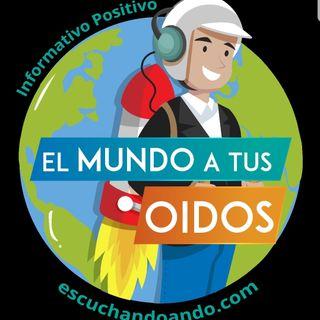 #. 4| El Mundo A Tus Oídos. J Fernando Quintero y Edison Baron.
