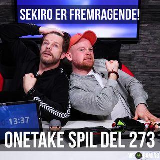 OneTake Spil - del 273