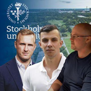 Om akademisk frihet och ofrihet med Robert | Anton och Jonas