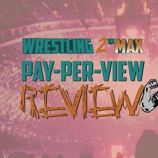 W2M Special # 8 NJPW Dominion 7/5 Review