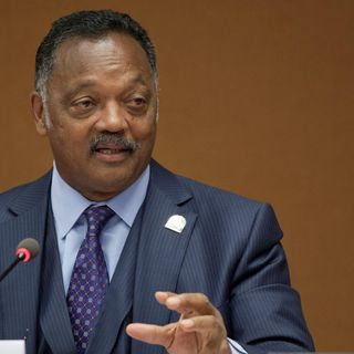 Age 78: Jesse Jackson Births A New Family