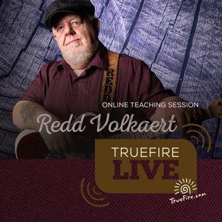 Redd Volkaert - Redd Hot Guitar Licks
