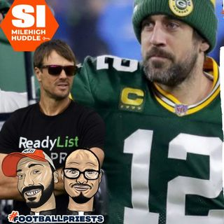 HU #716: Jake Plummer Backs Aaron Rodgers' Power Play Out of Green Bay