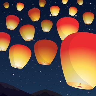 Pekín dice adiós al Año Nuevo con un Festival de las Linternas bajo la nieve