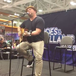 Drew Powell SINGS -#HVFF LIVE - Nashville -