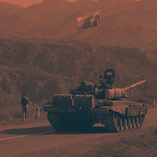 S03E08 - Nessuna pace in Karabakh. Avanguardie e rivoluzione in Russia