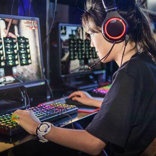 Lucky talks gamer girls, Valorent and more!
