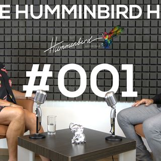 The Humminbird Hub #001 - Walid Khabbaze (mindX)