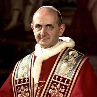 San Pablo VI, Papa