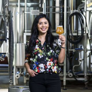 Ep. 73 - Shyla Sheppard of Bow and Arrow Brewing