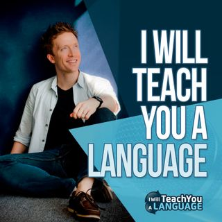 I Will Teach You A Language | Weekly Motivation and Language Learning Tips to Help You Become Fluent