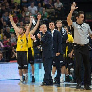 Rueda de prensa. Retabet Bilbao Basket-Iberostar Tenerife Canarias