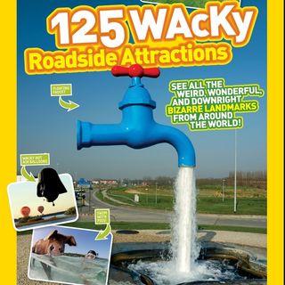 Kitson Jazynka: 125 Wacky Roadside Attractions