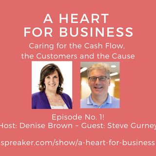 A Conversation with Steve Gurney