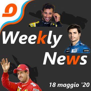 Mercato caliente a motori freddi (Weekly News 18 maggio '20)