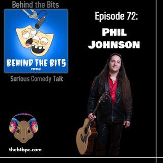 Episode 72: Phil Johnson