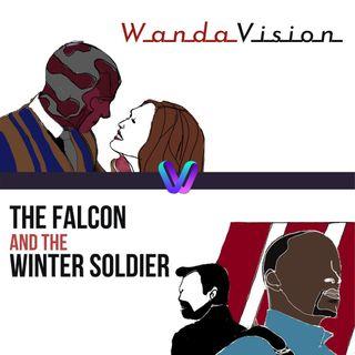 Puntata 9 - Wandavision Vs The Falcon and The Winter Soldier