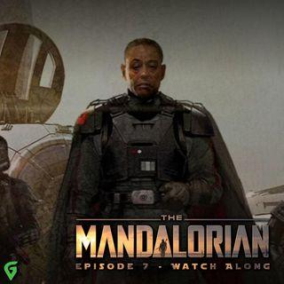 Mandalorian S1 Episode 7 Commentary Track